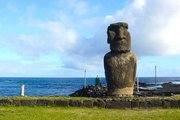 Did aliens build the Easter Island moai?