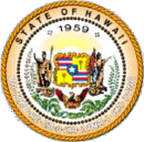 State seal of Hawaii