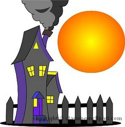 Halloween Clipart provided by Classroom Clip Art (http://classroomclipart.com)