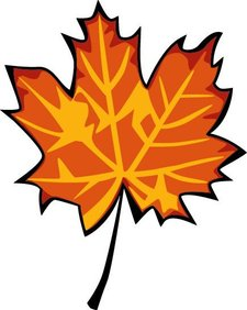 fall leaf clipart provided by provided by Classroom Clip Art (http://classroomclipart.com)