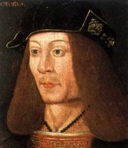 James IV attempted to invade England in 1513, but was killed in the process.